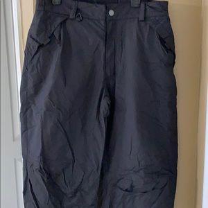 White Sierra Ski Pants